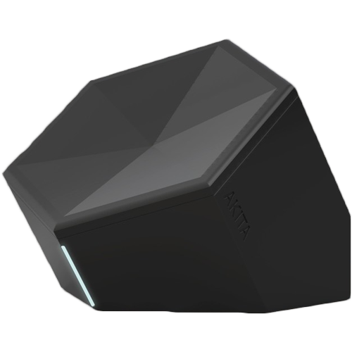 Маленькое устройство, которое служит кибер-щитом для всего, что соединяется с интернетом у вас дома. Оно обеспечивает безопасность домашней сети, обнаруживает подозрительное поведение других устройств и не спускает глаз со слабых мест, через которые хакеры зачастую проникают в дом.