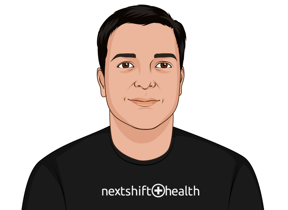 Imran Deshmukh CIO of NextShift Health
