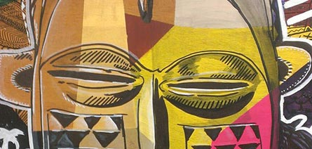 Quentin VerCetty - Tshimwana Mask