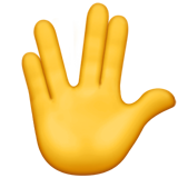Vulcan Emoji