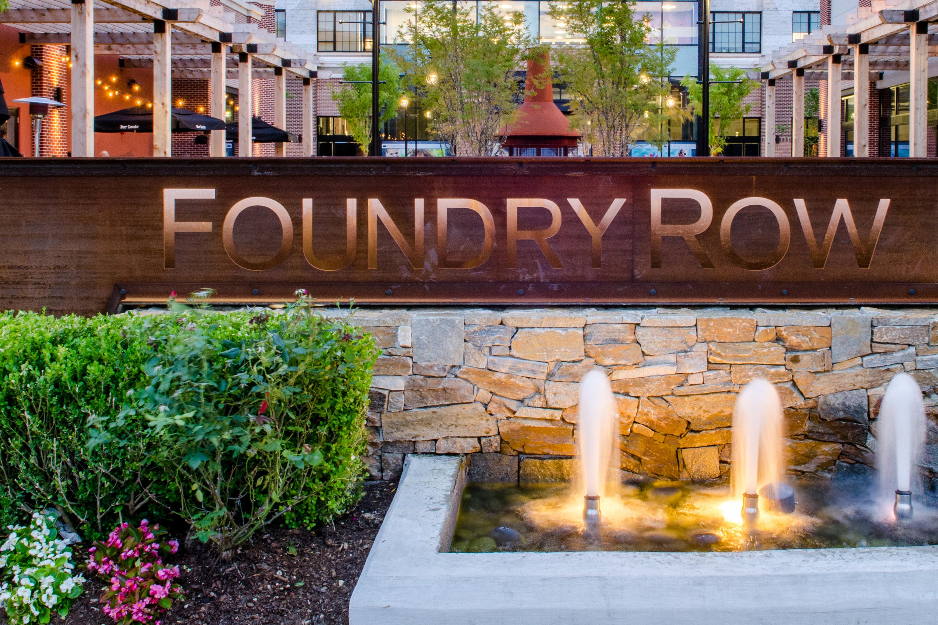 Foundry Row