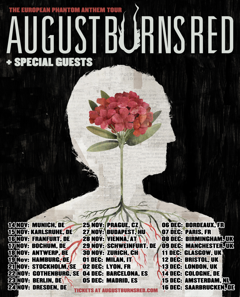 Phantom Sessions Ep August Burns Red: The Official Website