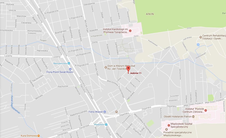 Mapa Revell