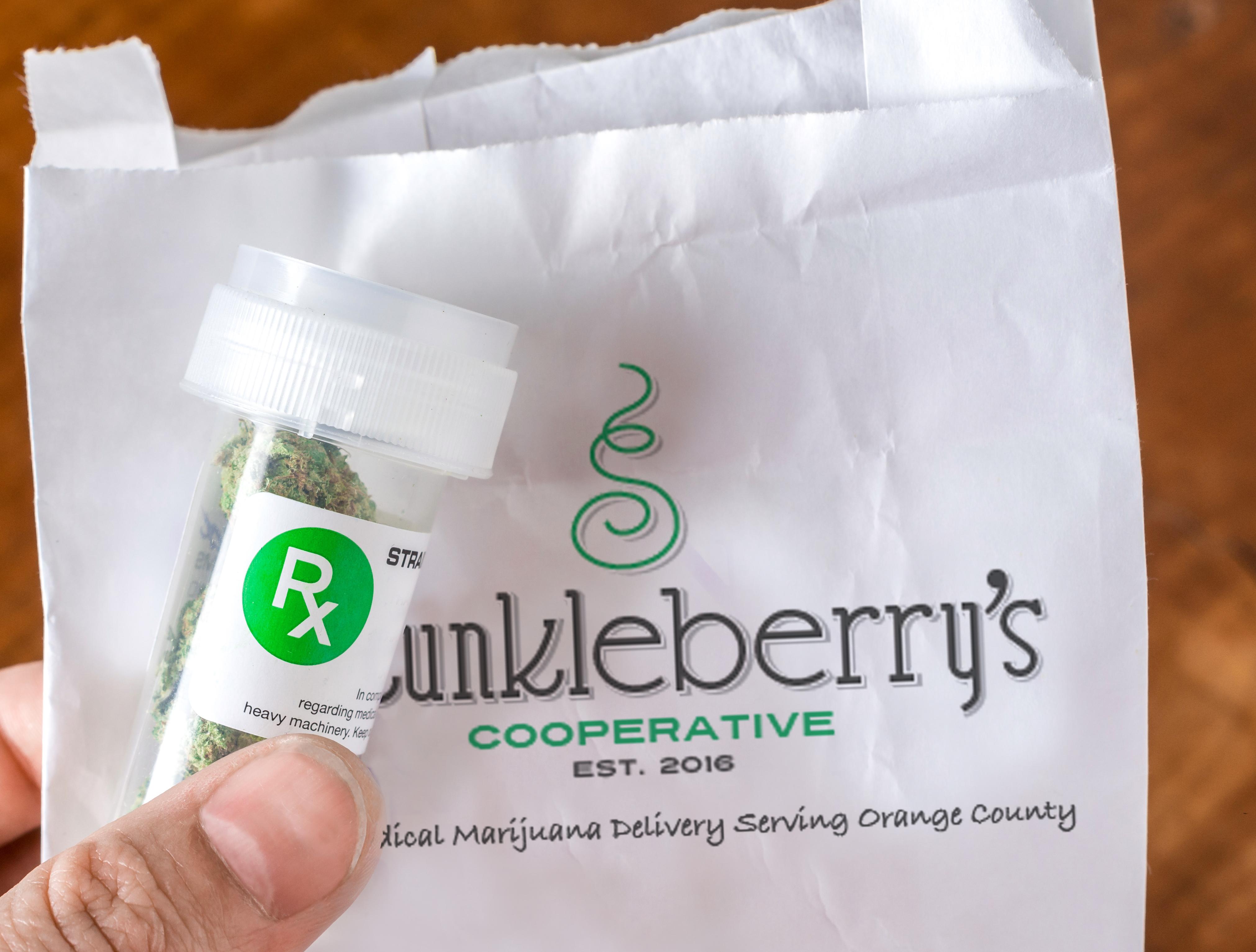 Skunkleberry's • Brand Development