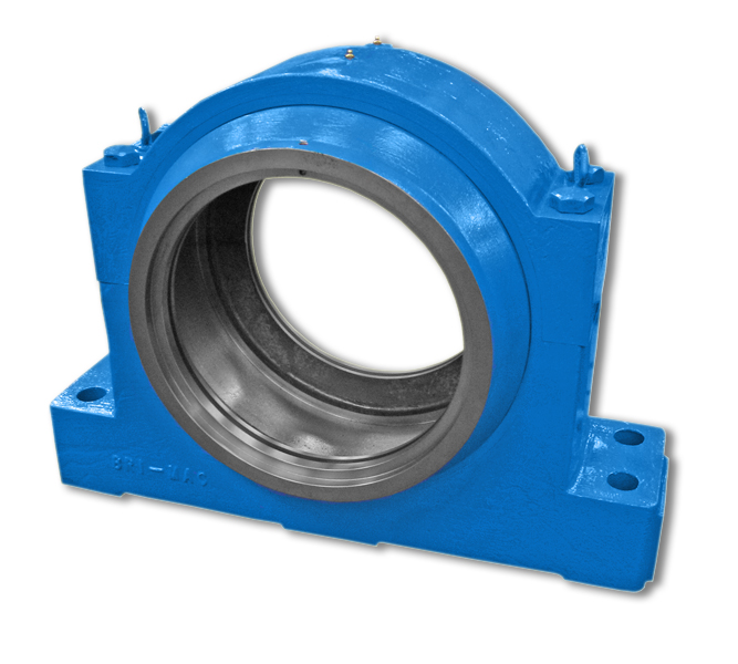 SDG Bearing Housings are supplied in Cast Steel, SG Iron and Cast Iron