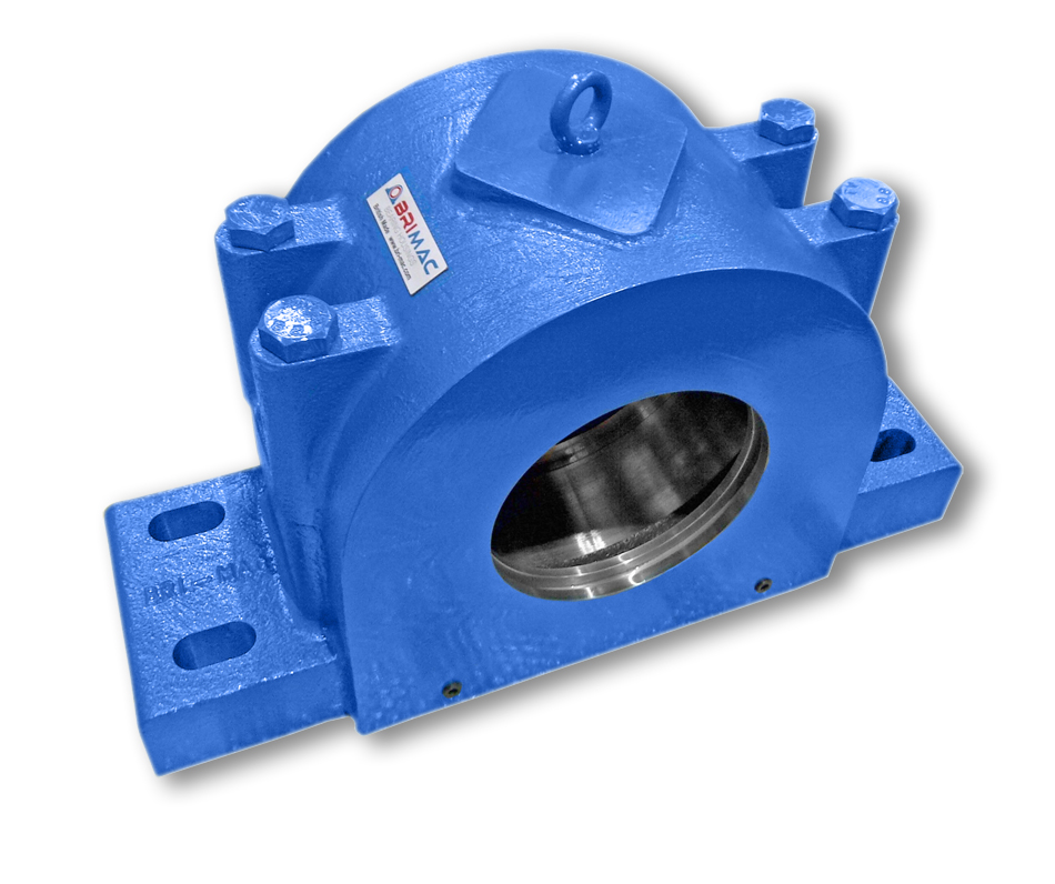 SAFS Bearing Housings can be machined to suit any bearing size