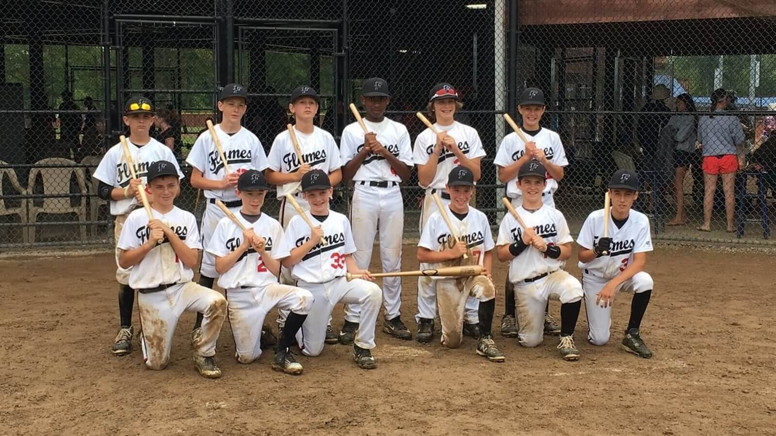 Congrats To The 12u Flames Perfect Game Cincy Flames Baseball Facebook