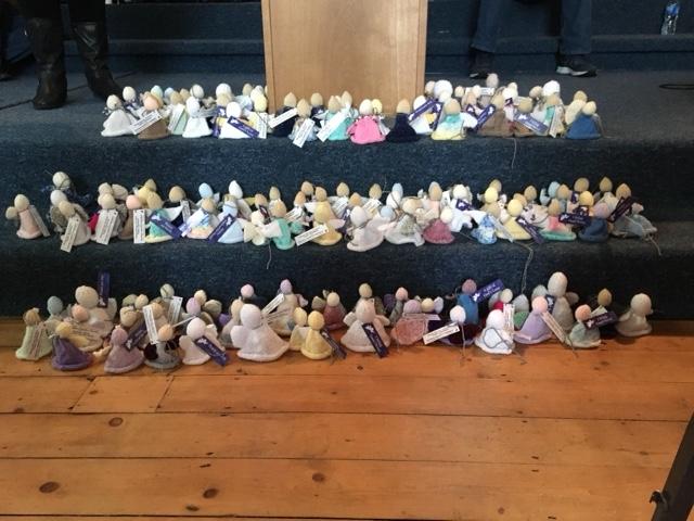 Commissioning GSG Angels
