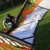 Carl Gamble Graphic Designer Kitesurfing