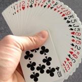 Carl Gamble Graphic Designer Card Tricks