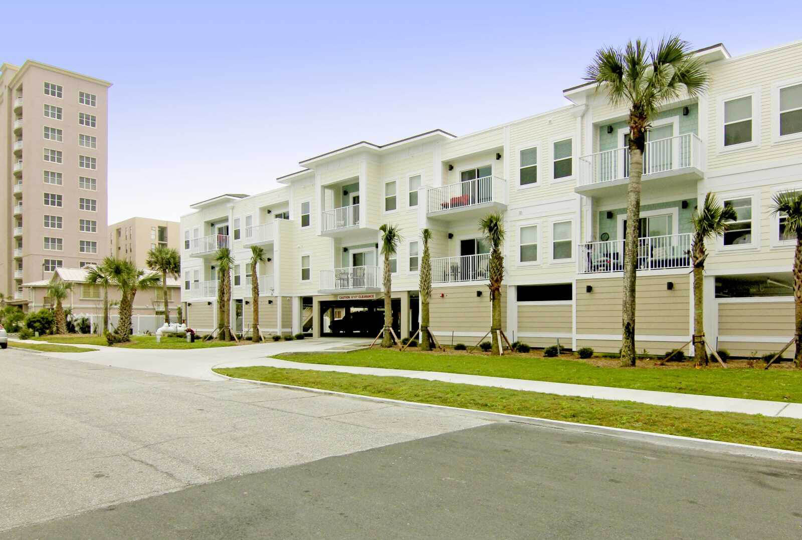 Jacksonville Beach-Surfside Apartments