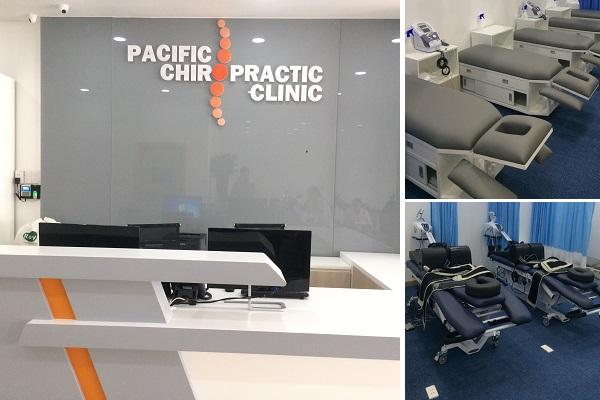 Phòng khám trị liệu thần kinh cột sống PCC