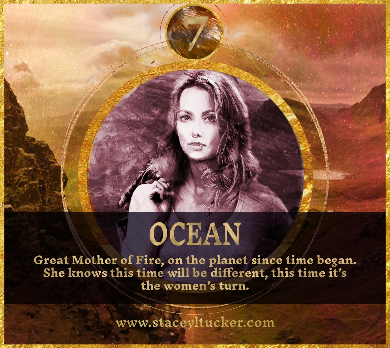Ocean's Fire Countdown VII