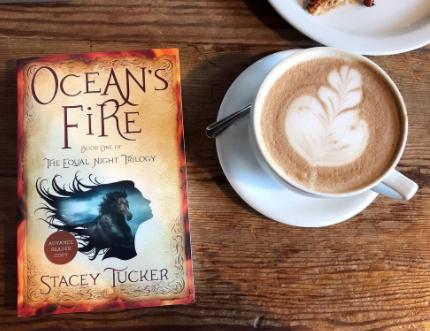 Ocean's Fire Book Trailer