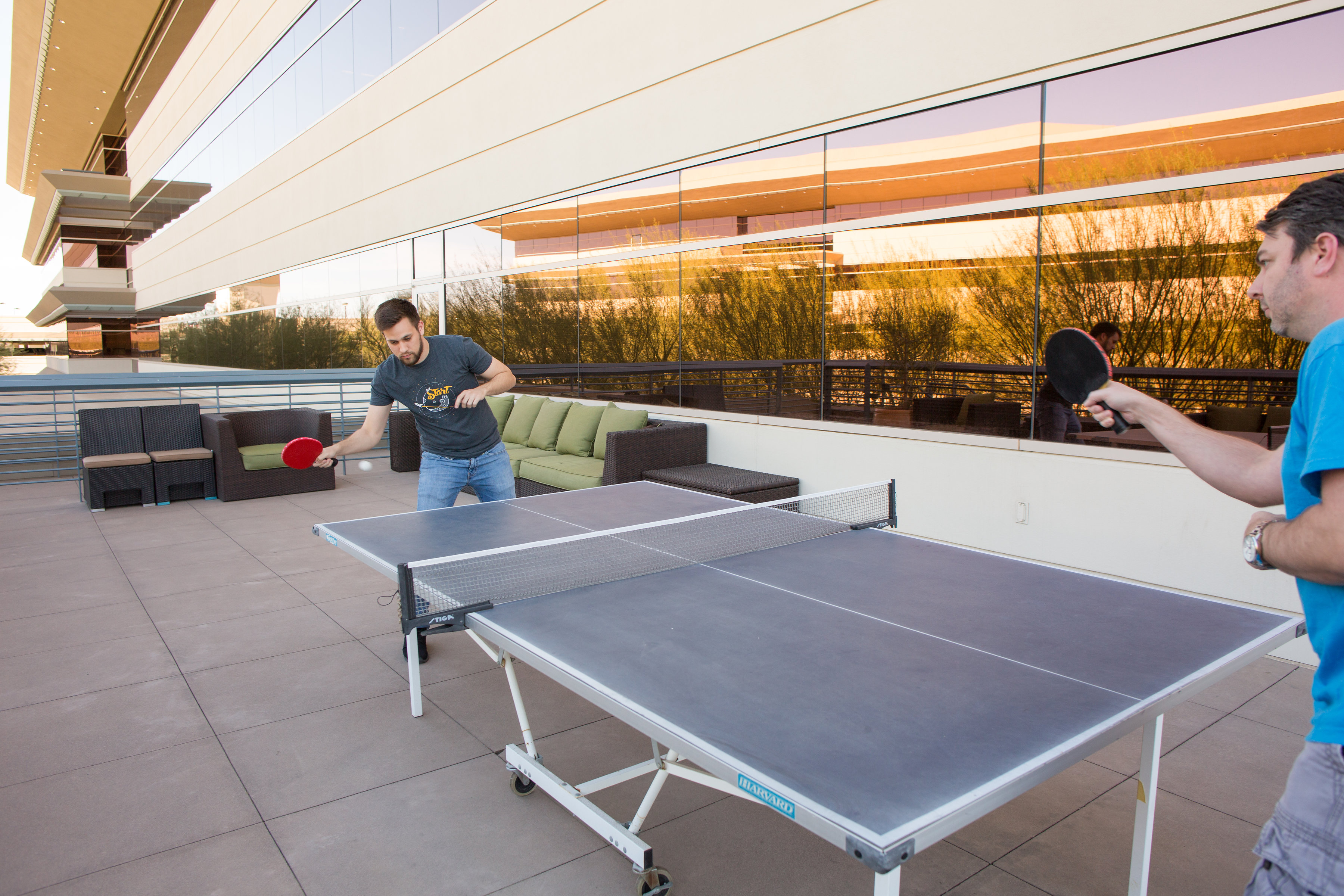 LeaseHawk Ping Pong