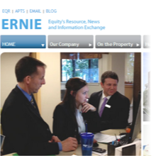 Equity - Intranet