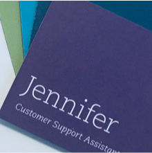 Equity - Business Cards