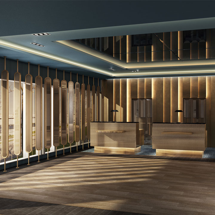 Living design all projects - Kempinski head office geneva ...