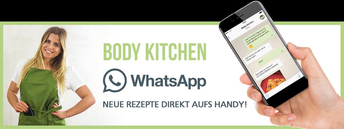 WhatsApp Chat Body Kitchen