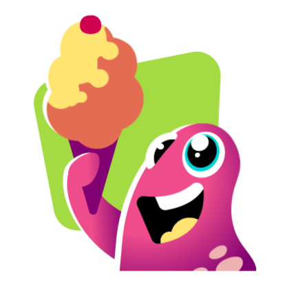 iMessage sticker - ice cream