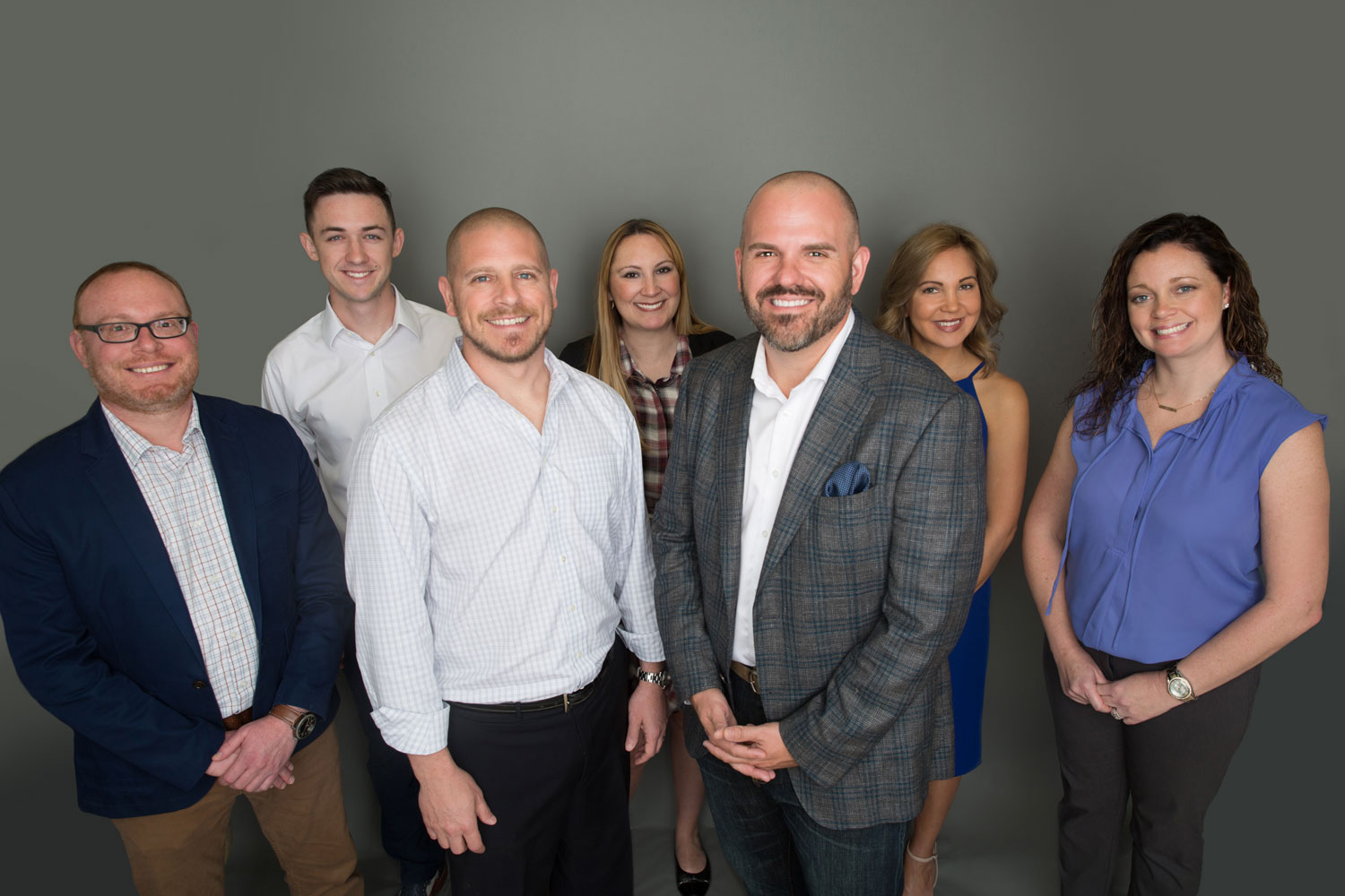 Photo of the Atlantic Trust Mortgage team.