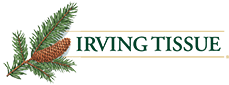 featured client - irving tissue