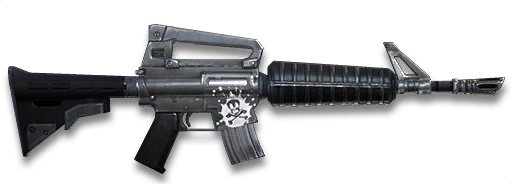 Assault Rifle (M16)