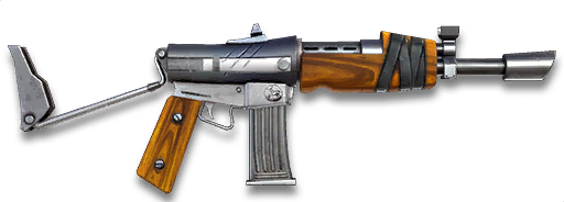 Assault Rifle (Burst)