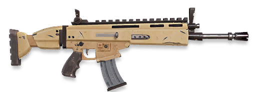 Assault Rifle (SCAR)
